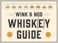 Whiskey Guide at Wink & Nod