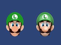 Luigi un-flat