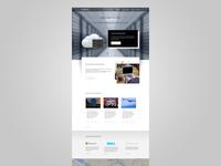 Landing page beta