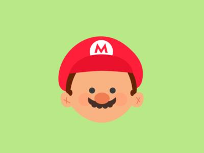 Cute Mario
