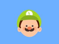 Cute Luigi