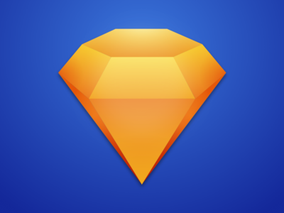 Sketch icon for Yosemite