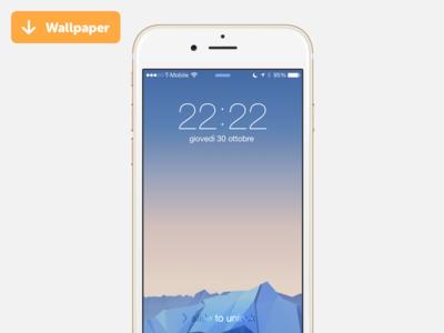 Apple inspired Wallpaper