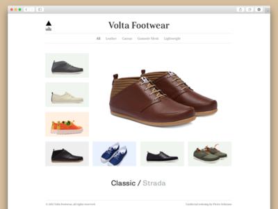 Volta Unofficial Redesign