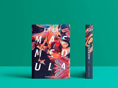 En la masmedula BOOK COVER bookcover photoshop vector graphic design design