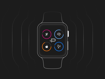 Animated Watch for PNOĒ graphics video explainer explainer design video animation ui animation animation motion motion graphics