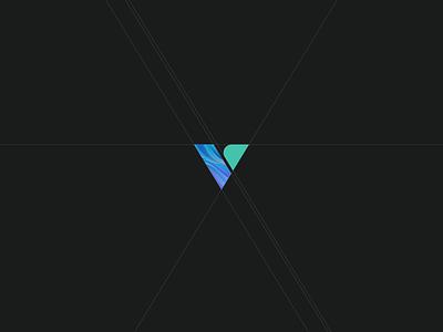 Vissles Logo Animation startup branding startup tech digital design web design logo design ui design ui animation animation logo