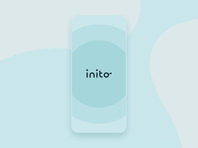 Inito App Animation startup design startup product design motion design animation web design application web app