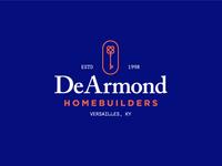 DeArmond Homebuilders Logo