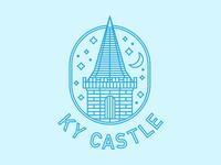 Kentucky Castle Badge