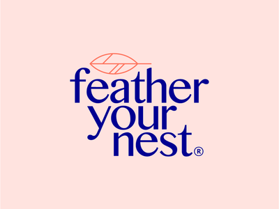 Feather Your Nest Logo