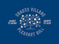 Shaker Village Badge