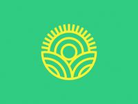 Sunny Pasture Farms Logo