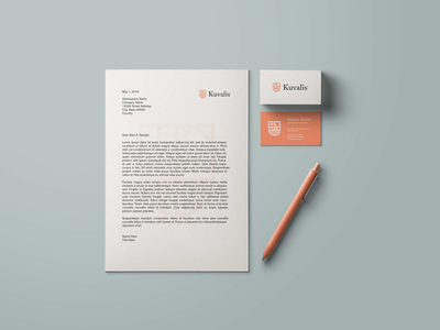 Kuvalis Stationery