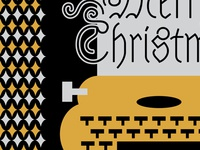 Christmas Card Detail