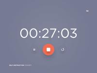 Countdown Timer - PSD