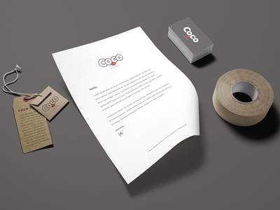 Cocolabs Branding mockup studio firm 2017 cocolabs labs coco logo brand branding mockup