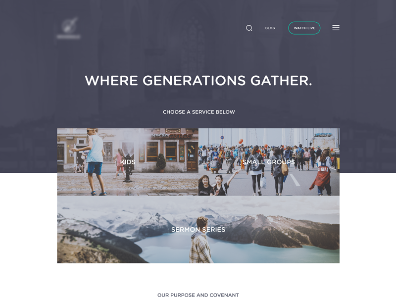 A landing page for our client sleek homepage home minimal clean page landing landingpage