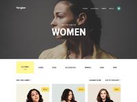 Tanglee women theme