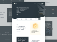 SPACED - homepage