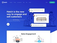 Hatch homepage 3.1