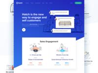 Hatch App - Website Redesign