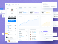 S. Dashboard - Real Project