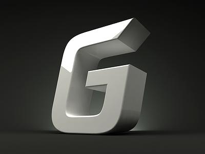Grow Motion Logo logo c4d