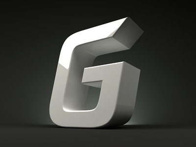 Grow Motion Logo logo c4d