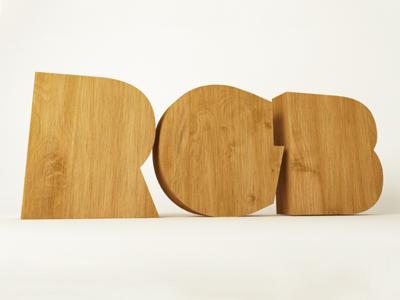 I ♥ RGB texture rgb wood white typography