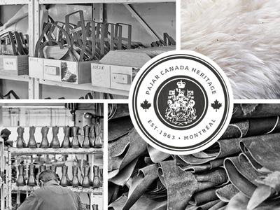 Pajar Heritage canadian branding shoes footwear heritage vintage