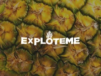 Exploteme Logo Design