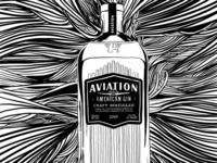 Aviation American Gin Ad