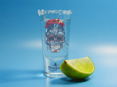 Don Julio - Special Edition Shot Glasses
