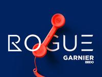 Rogue by Garnier BBDO branding