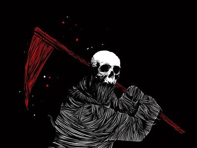 Inktober - Swing ink inktober2019 inktober illustration