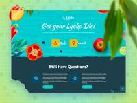 Lycko Diet Online Test