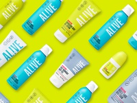 Alive Packaging Design