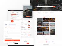 Bus website 🚌