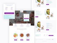 Moon Food  - homepage
