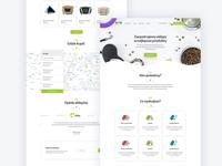 ABC Concept - Landing page