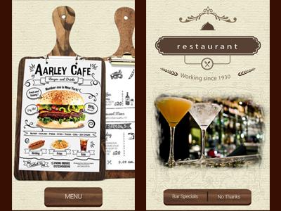 Restaurant B2B App