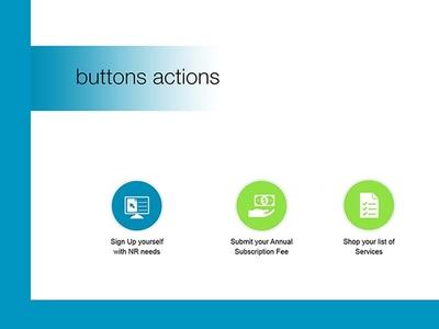Action Button Design