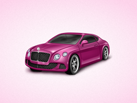Gifts icon: Car