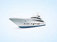Gifts icon: Yacht
