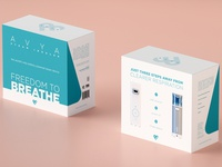 Avya Inhaler External Packaging
