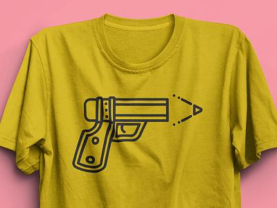 Getleadouttee simple vector tshirt threadless
