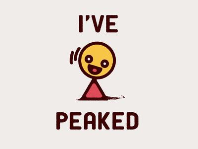 Peaked