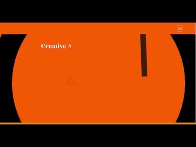 Creative Access Site Design ui branding illustrations graphic design web design ux