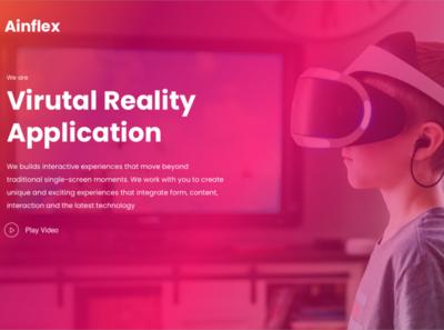 Virtual Reality Header